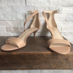 Nude Low-Heels Nine West
